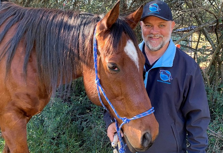 Spurred On By The Love Of Horses