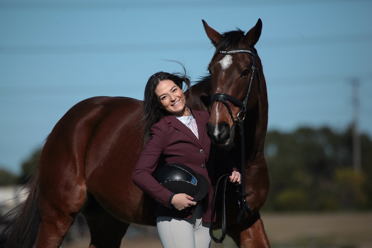 Gai's Million Dollar Horse Reason For Bianca's Million Dollar Smile