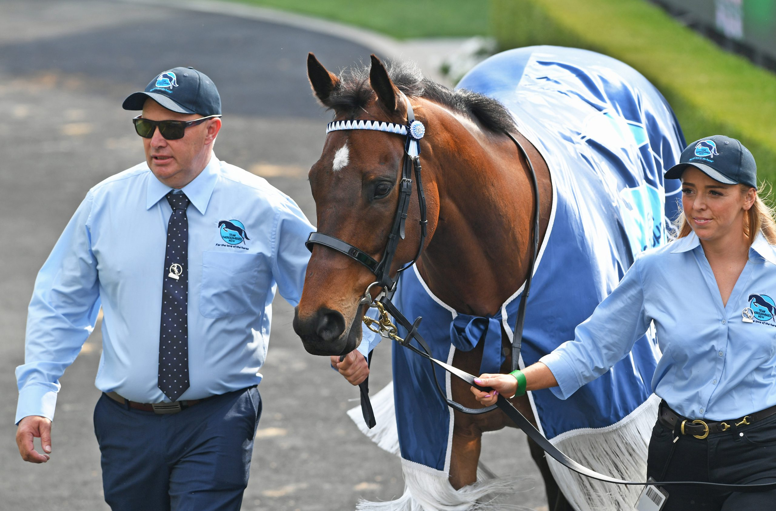 Redzel Takes Another Bow